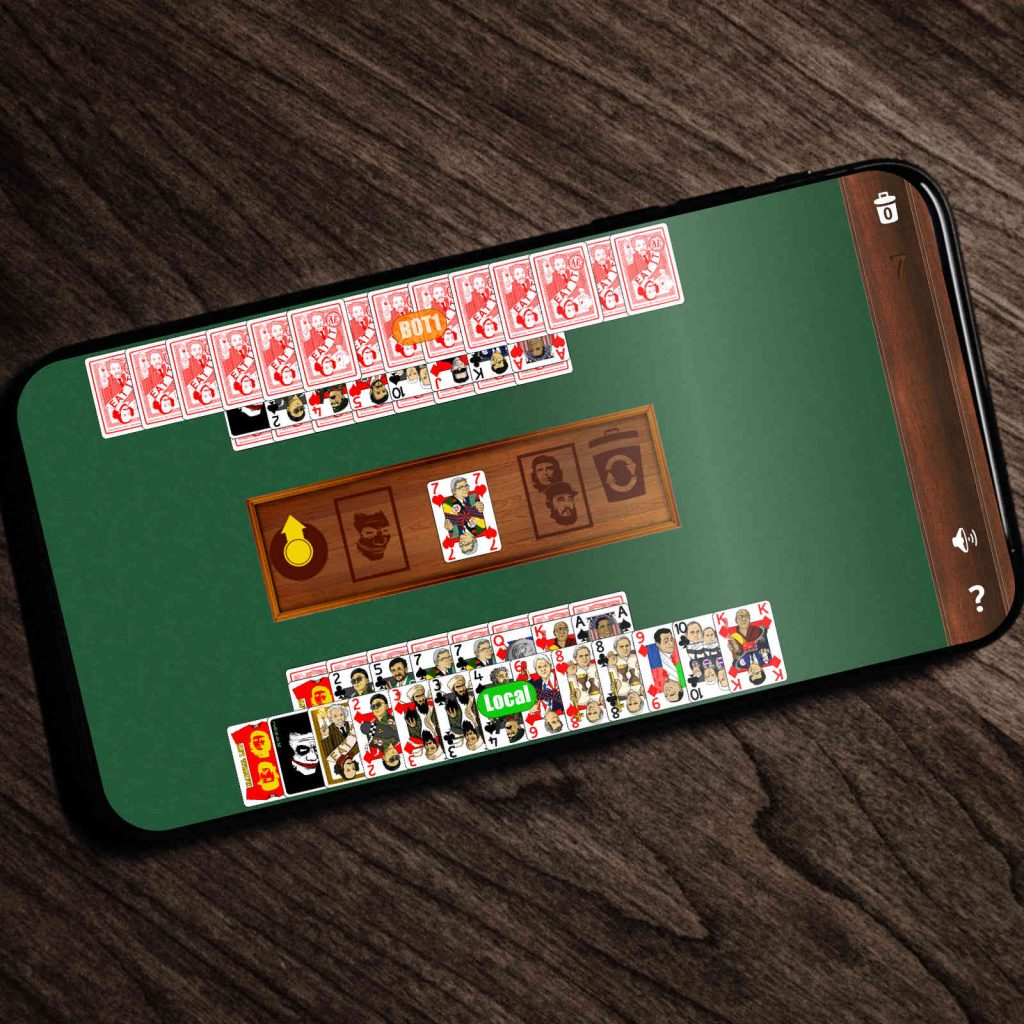 Free Eat It! The Card Game Android App